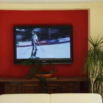 Bistrobereich - Fernseher