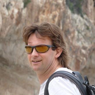 Daniel Fritschi von DD-Klettern.ch