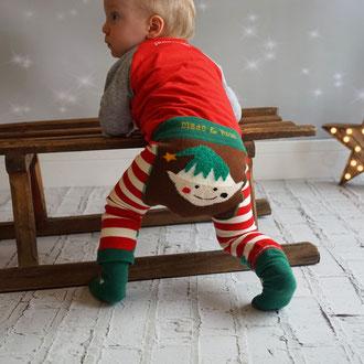 Weihnachts-Leggings Elf