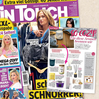 HOVY in der InTouch