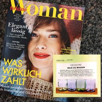 HOVY in Brigitte Woman