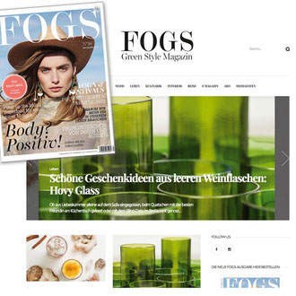 HOVY in dem FOGS Magazin