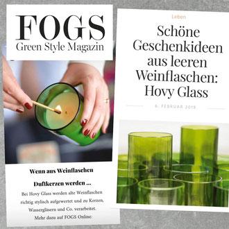 HOVY auf dem FOGS Blog
