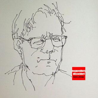 Zeichenkurs Intensiv, Menschenzeichnen, Zeichenkurs Fortgeschrittene, Mappenkurs Düsseldorf