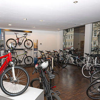 Neuer Laden e-motion e-Bike Shop Hannover