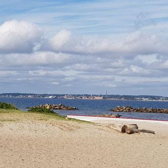 Strand in Helsingborg