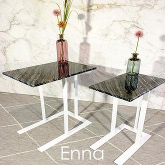 luxury marble side table