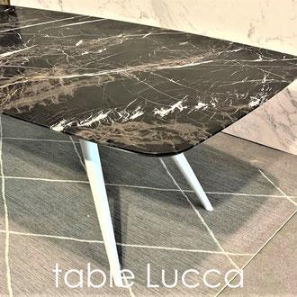 Cafe Mokka marble luxury table