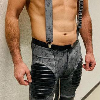 MTB05 Printed Basebal pants