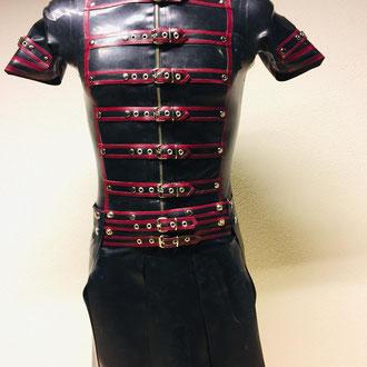 Product nr: MRK01  Front Buckled Skirt