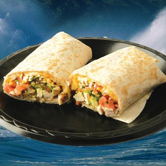 Cabo Chicken Burrito