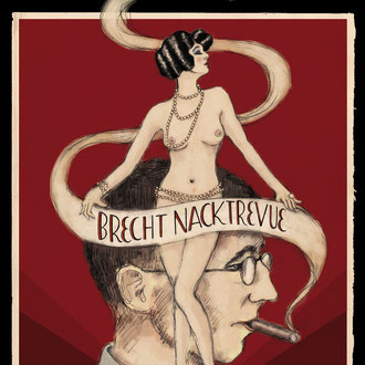 Brecht Nacktrevue Christina Pichler helle Tage Fotografie & Events