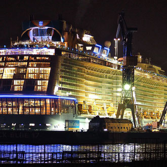 """Anthem of the Seas"" 24.03.15"