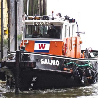 """Schlepper """"Salmo"""""""