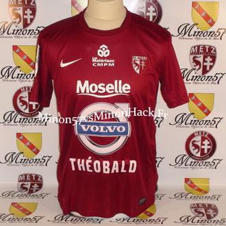 maillot porté par KEHLI Saison 2013/2014 FC METZ