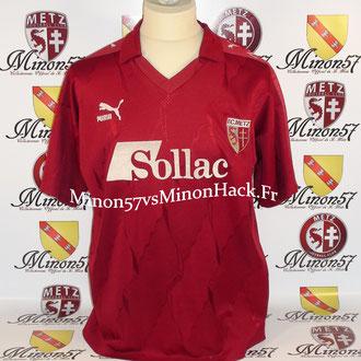 Maillot porté par Cyril SerredszumSaison 1994/1995 FC METZ
