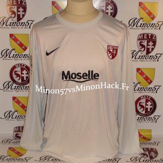 maillot porté par SAKHO Saison 2013/2014 FC METZ