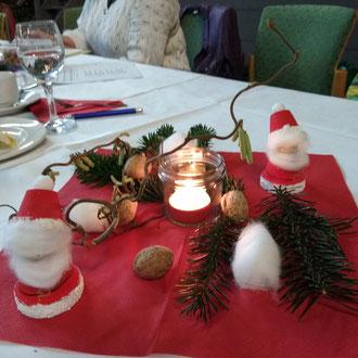 Weihnachtsfeier mit Weihnachtsgeschichten und Musik im Gildehaus in Lüchow