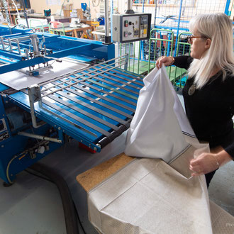Industrie textile Hauts-de-France
