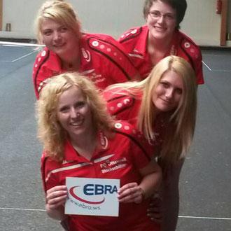 Damenmannschaft FC Ottenzell | Bundesliga-Aufstieg