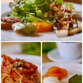 土曜日 カフェオルト イタリアンランチとカフェ、お洒落で美味しいと評判です!
