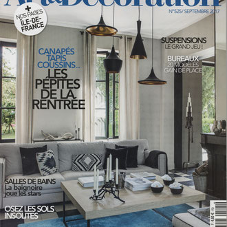 ART ET DECORATION < SEPT 2017