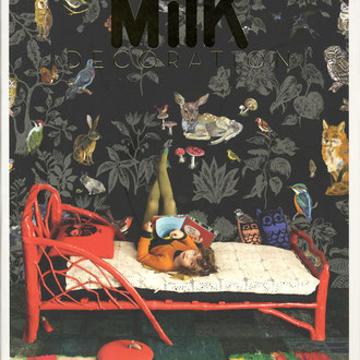 MILK DECORATION - SPECIAL EDITION - NOVEMBER 2011