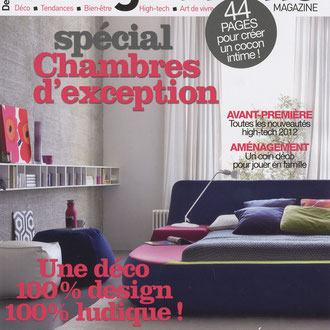 DESIGN@HOME - DINDON MAGNETIK - MARCH APRIL 2012