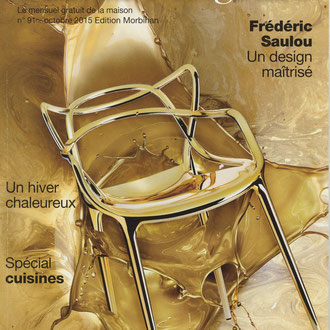 TENDANCE MAGAZINE -LISERE DESK < NOVEMBER 2015