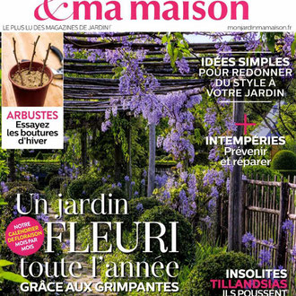 MON JARDIN ET MA MAISON < TABLES FLO COLLECTION < NOVEMBER 2019