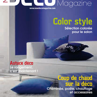 NEW DECO MAGAZINE - PARTY MOOD COASTS < DECEMBER 2012