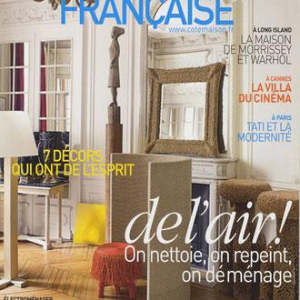 MAISON FRANCAISE - APRIL 2009
