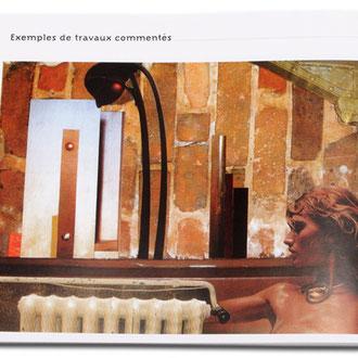 """PUBLICATION IN """" LA COULEUR EN DESIGN D'ESPACE """" EYROLLES EDITION"""