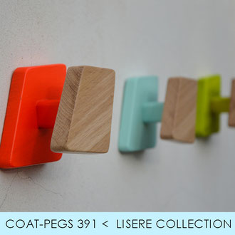 COAT-PEGS 391 < LISERE COLLECTION