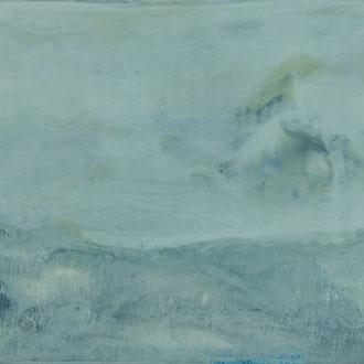 Winter – 2017 – Wachsmalerei auf Holz –10 x 15 cm – CHF 320