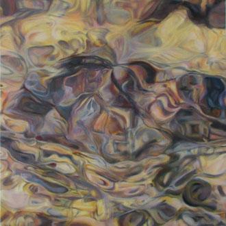 Verzasca – 2013/2019 – Öl auf Leinwand – 40 x 45 cm CHF 1050