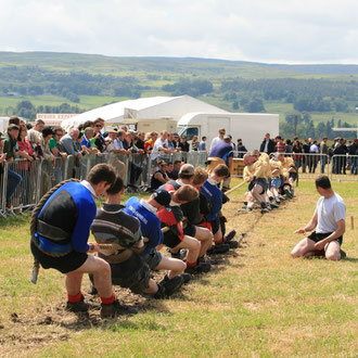 Highland Games Stirling