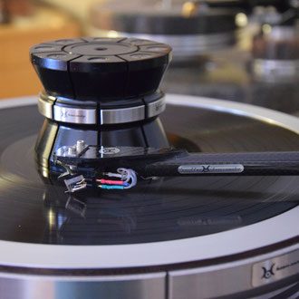 Tuning eines 12 Zoll Pro-Ject Evolution Tonarms