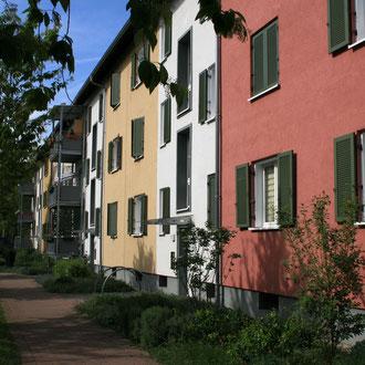 GBG-Wohnungen zwischen Ulmenweg und Landwehrstraße