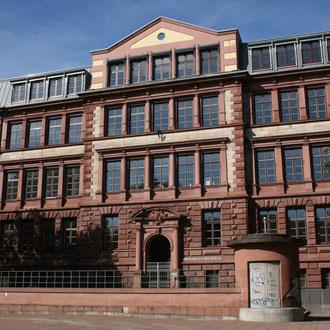 Eberhard-Gothein-Schule in U2 beheimatet auch die Mannheimer Puppenspiele - Spielplan: www.mannheimer-puppenspiele.de