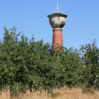 Wasserturm Straßenheim, Ortsstraße
