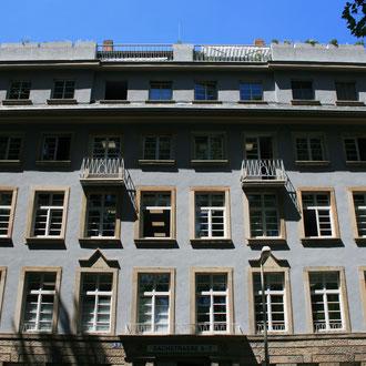 Wohnhaus in der Bachstraße