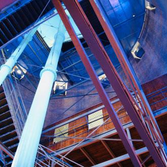 Viele Vereine setzen sich für den Erhalt Mannheimer Industriedenkmäler ein. Vielen Dank an: Rhein-Neckar-Industriekultur, Stadtbild Mannheim e.V., dem Künstlerkollektiv Industrietempel und wOrtwechsel