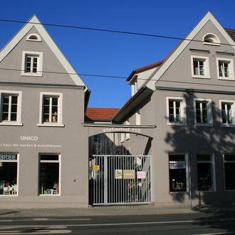 Der Atelierhof 113 in der Seckenheimer Hauptstraße 113