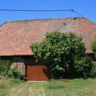1. Scheune in Kirschgartshausen