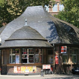 Uhland-Kiosk an der Lange Rötterstraße