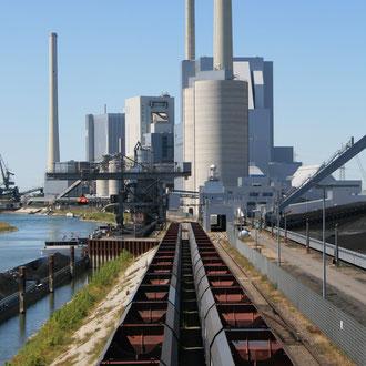 Großkraftwerk Neckarau