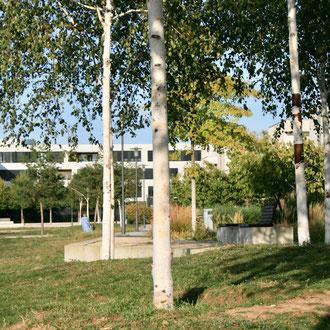 Centro Verde, Helene-Hecht-Ring