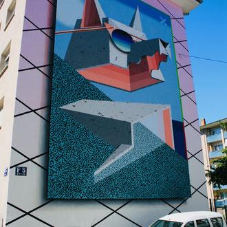 Stadt.Wand.Kunst beweist: Mannheim ist eine junge, kreative und dynamische Stadt, die städtisches Förderung in Start Up Unternehmen trägt erheblich dazu bei