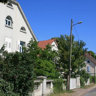 Höfe in Straßenheim, Ortsstraße
